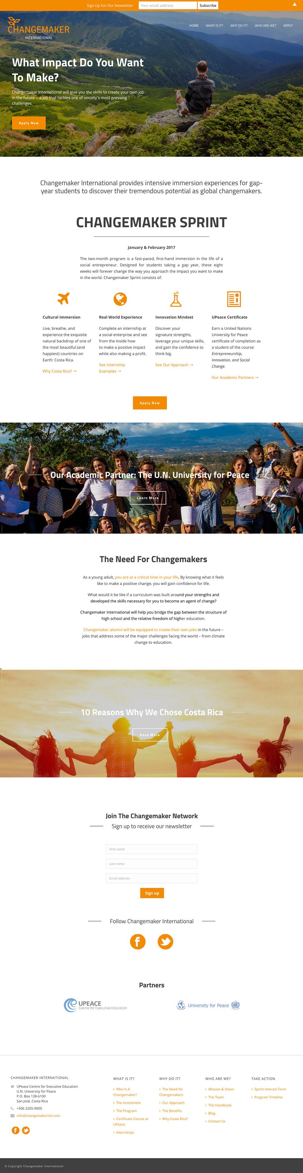 CI_Homepage
